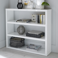 AXE110 Bookcase(white) by Denelli